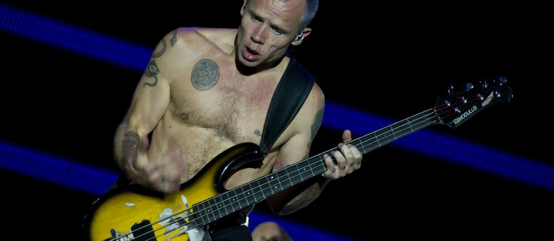 Red Hot Chili Peppers: 11. album jest prawie gotowy