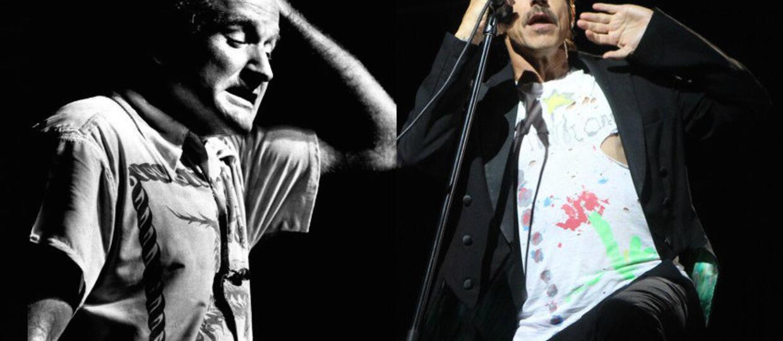 Red Hot Chili Peppers zadedykował utwór Robinowi Williamsowi