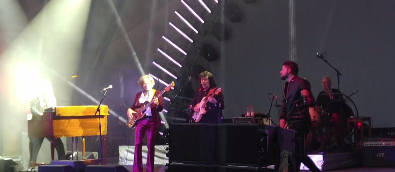 Ritchie Blackmore's Rainbow wystąpił na żywo po raz pierwszy