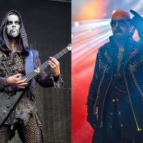 Rob Halford chce stworzyć blackmetalowy projekt z Nergalem