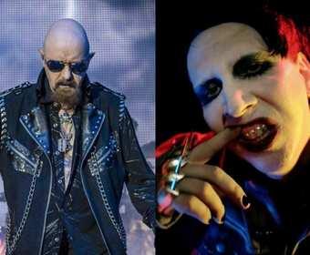Rob Halford: Marilyn Manson to dla mnie ostatni wielki moment w muzyce