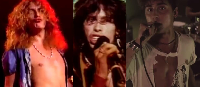 Robert Plant o wokaliście Greta Van Fleet: Wszystko, co robi jest w stylu Aerosmith