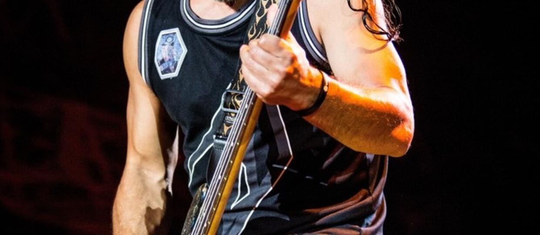 Robert Trujillo: Mamy większość materiału na nową płytę