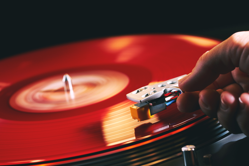 Tanie Winyle W Biedronce Na Sylwestra: Queen, Guns N
