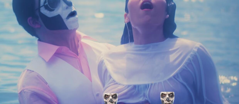 Romantyczny Papa Emeritus zakłada kobiecy kościół w nowym klipie Ghosta