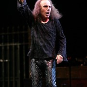 Ronnie James Dio na hologramie podczas Wacken Open Air 2016