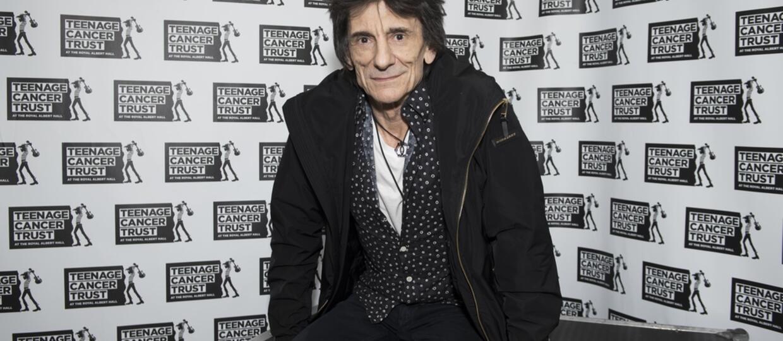 Ronnie Wood z The Rolling Stones miał raka płuc