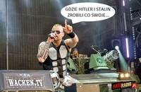 Sabaton chciał nagrać płytę o Hitlerze i Stalinie