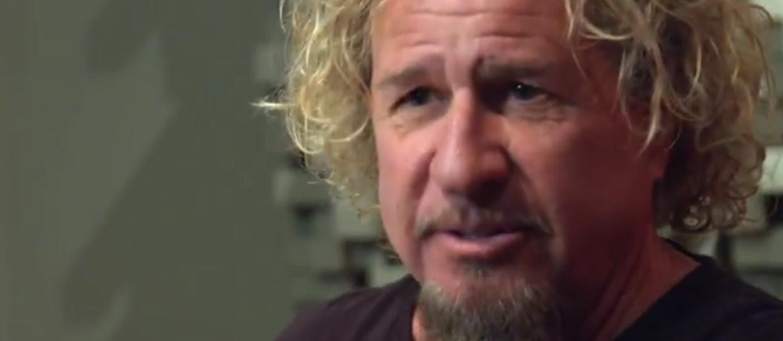 Sammy Hagar przeprosił Van Halen