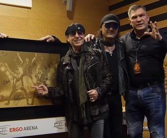Scorpions i Dariusz Michalczewski wspierają WOŚP. Co można wylicytować?