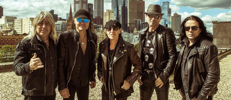 Scorpions odsłoni swoją gwiazdę w krakowskiej Alei Gwiazd