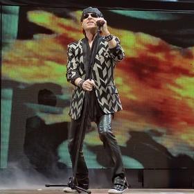 """Scorpions zapowiedział składankę ballad, a fani mogą """"odblokować"""" jej okładkę"""