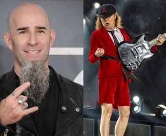 Scott Ian (Anthrax): Gitarzyści często robią wielki błąd, coverując AC/DC
