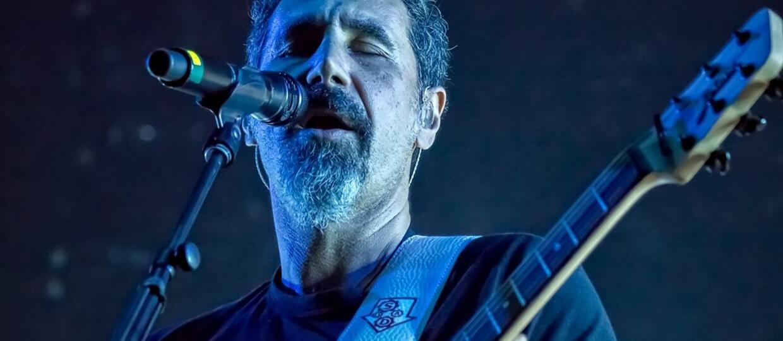 Serj Tankian: Brak nowego albumu System Of A Down to moja wina