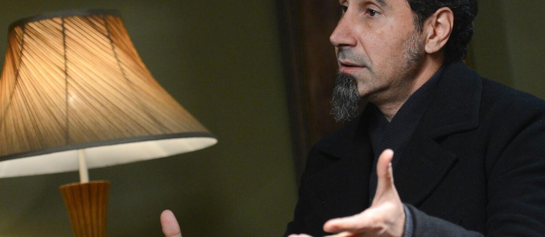 Serj Tankian: Cywilizacja dobiegła końca