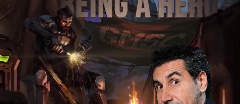 Serj Tankian stworzył soundtrack do gry Midnight Star: Renegade