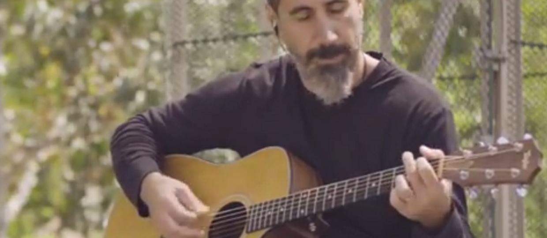 """Serj Tankian w politycznym utworze """"Artsakh"""""""