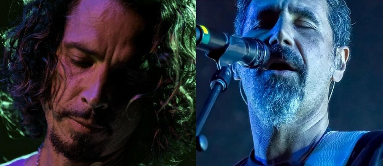 Serj Tankian: Wciąż nie rozumiem, dlaczego umarł Chris Cornell