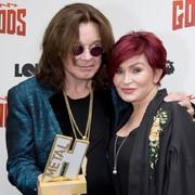 fot. Sharon Osbourne o płaczu Ozzy'ego