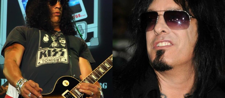 Slash i Nikki Sixx wspominają trasę Guns N' Roses z 1987 roku