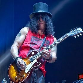 Slash wykorzystał kwarantannę, by pracować nad nowym materiałem Guns N' Roses