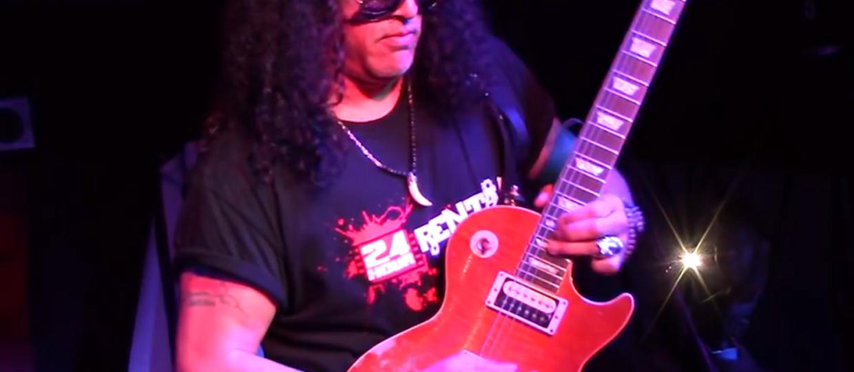 Slash zagrał utwór Dio na koncercie charytatywnym