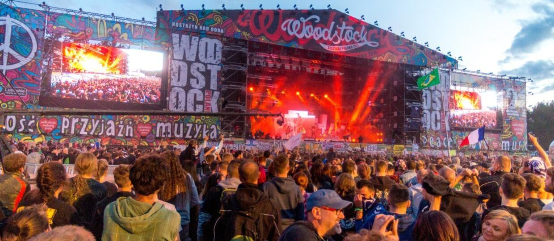 Slaves i Prong na Przystanku Woodstock 2017