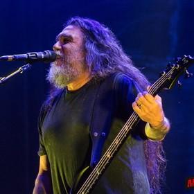 Tom Araya z grupy Slayer