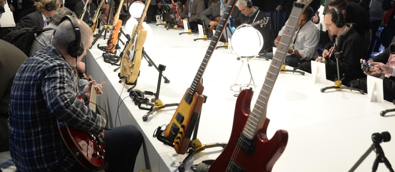 Słynny producent gitar na krawędzi bankructwa