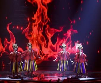 Wypadek na Eurowizji 2019