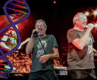 """""""Smoke On The Water"""" Deep Purple zapisany w DNA"""