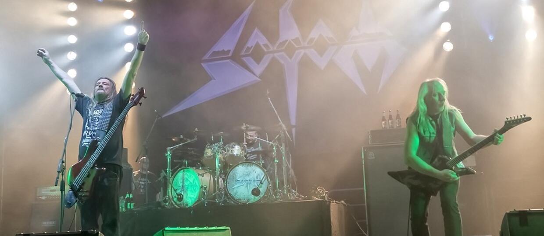 Sodom znieważył polską flagę na koncercie w Aleksandrowie?