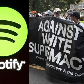 Spotify usuwa z serwisu rasistowską muzykę