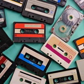 Sprzedaż kaset magnetofonowych w Wielkiej Brytanii w ciągu roku zwiększyła się o 90%