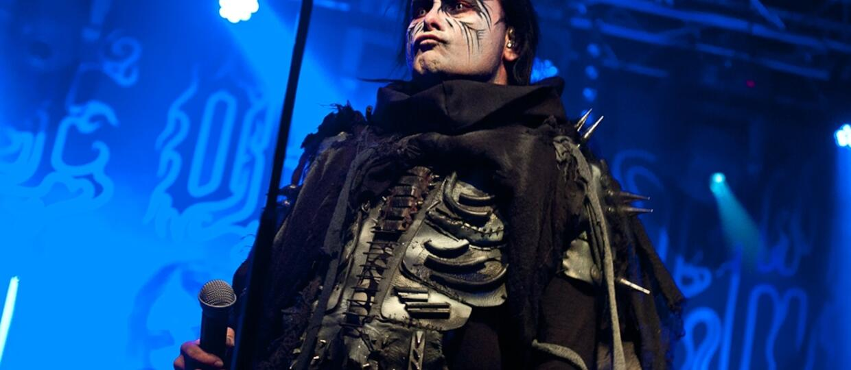 Stalker Cradle Of Filth trafił do szpitala psychiatrycznego. Twierdził, że jest frontmanem grupy