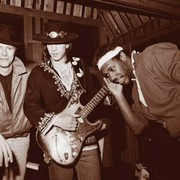 Stevie Ray Vaughan David Bowie