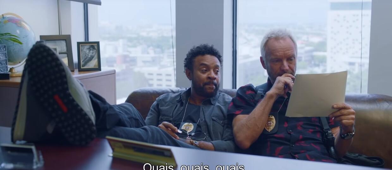 Sting i Shaggy nowy teledysk