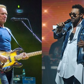"Sting nagrał ze Shaggym singiel ""Don't Make Me Wait"""