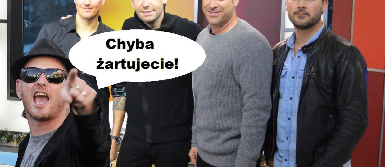 Stone Sour: Nickelback chciał, żebyśmy grali jako ich support, ale odmówiliśmy