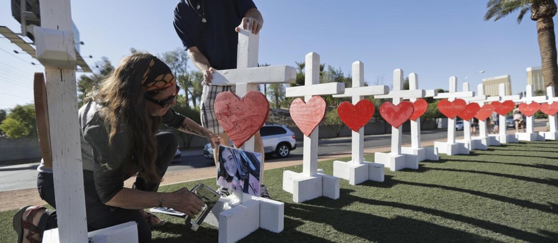 Strzelec z Las Vegas planował zamach na festiwalu Lollapalooza