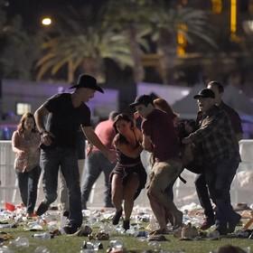 Świat rocka reaguje na tragedię na festiwalu muzycznym w Las Vegas