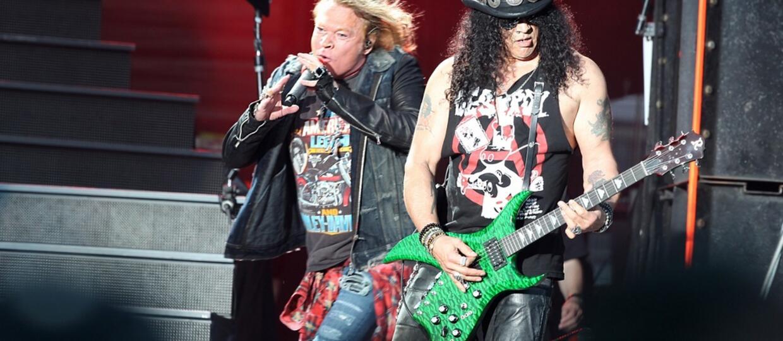 """Syn Slasha: Album """"Chinese Democracy"""" Guns N' Roses nikogo nie obchodzi"""