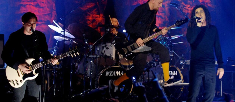 System of a Down zapowiedział 6. płytę