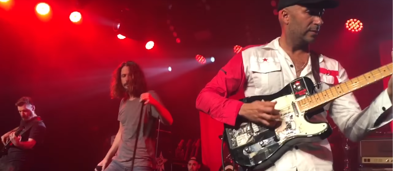 Tak wyglądał pierwszy koncert Audioslave od ponad 10 lat