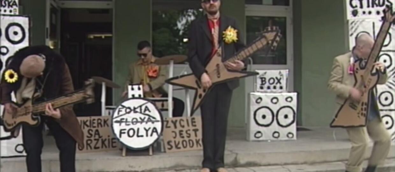 T.Cover: Chłopaki nie płaczą w wykonaniu Folya