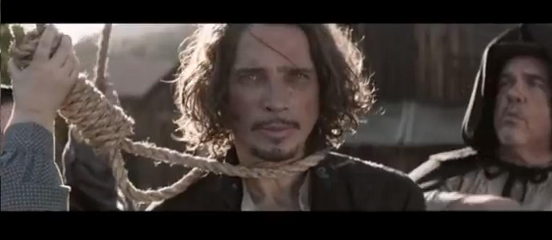 Teledysk, w którym Chris Cornell zawisnął na szubienicy usunięto z YouTube'a