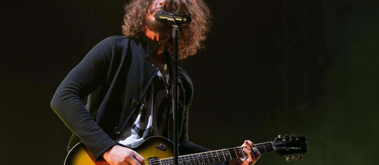 Chris Cornell z Soundgarden