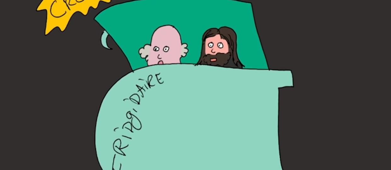 """Tenacious D zapowiedział album """"Post Apocalypto"""" z udziałem Dave'a Grohla i własny serial animowany"""