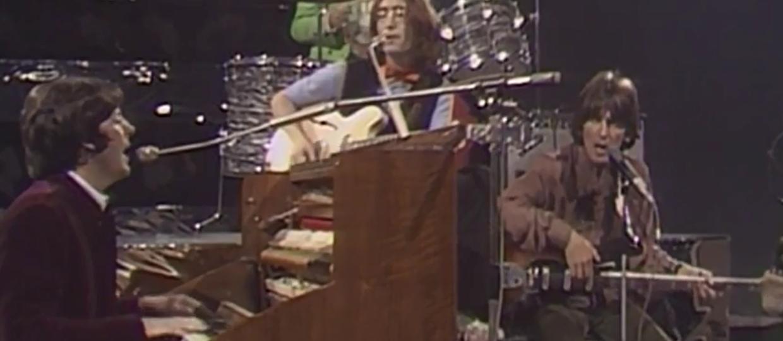 """The Beatles w zremasterowanym klipie do """"Hey Jude"""""""