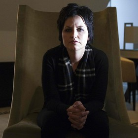 Dolores O'Riordan z The Cranberries